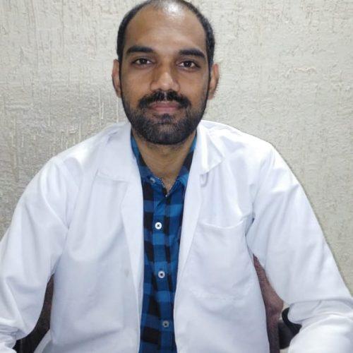 Dr M Tejdeep